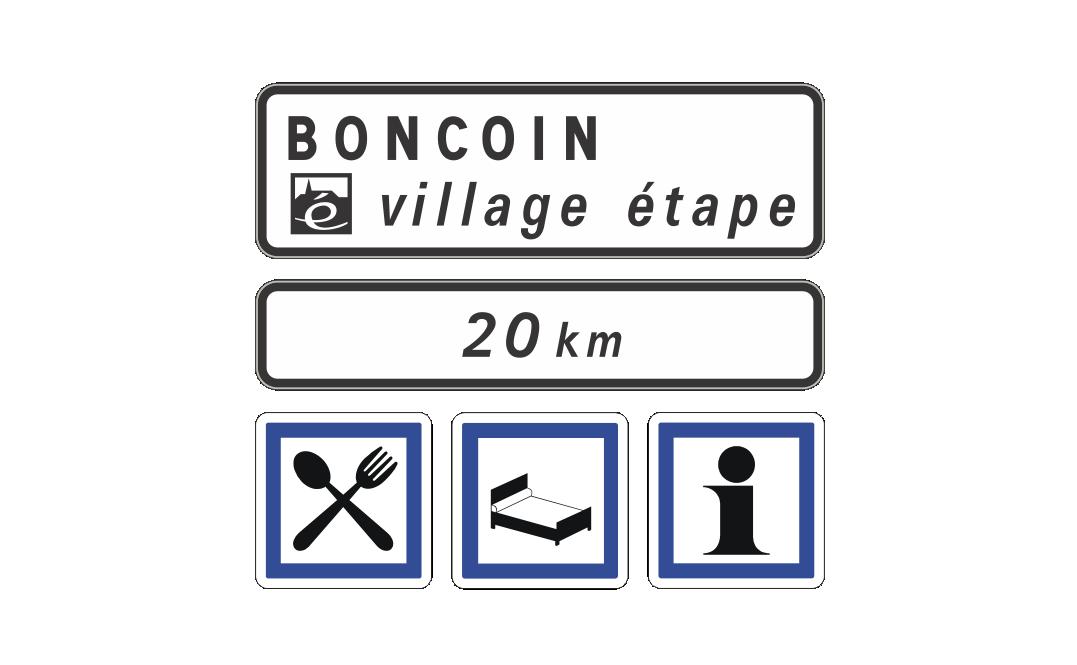 Comment obtenir le label «village étape» ?