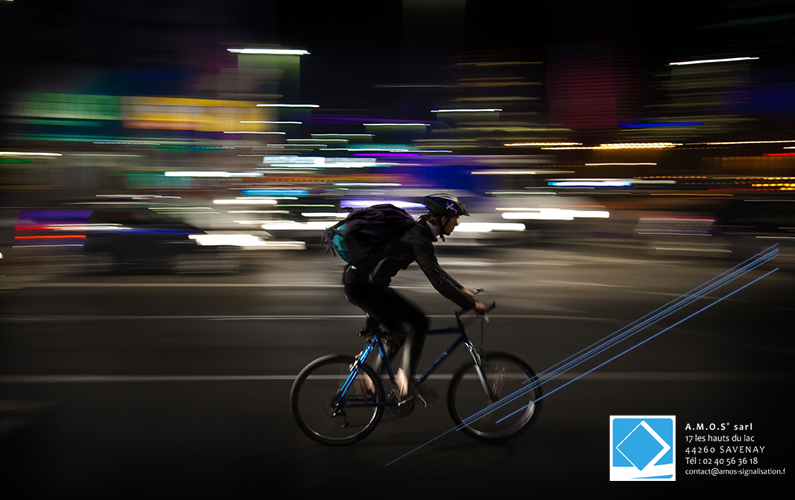 L'importance du jalonnement cyclable dans la pérennisation du vélo comme alternative à la voiture.