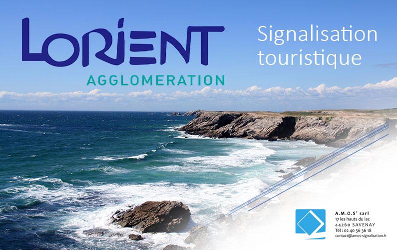 Schéma directeur de signalisation touristique - Amos Signalisation