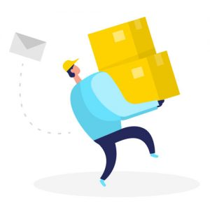 Mauvais adressage : les retards de livraison des colis et courriers.